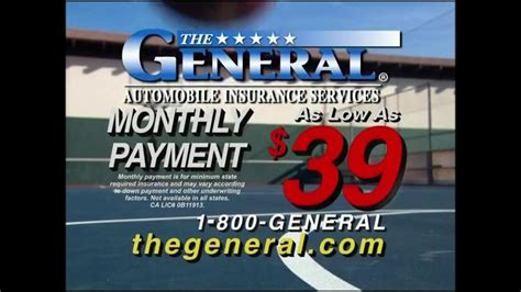 the general car insurance quote anonymous the general tv commercial slam dunk ispot tv