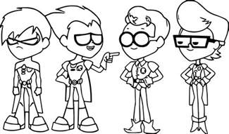 team go coloring pages image go episode 76 the best robin coloring