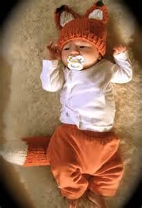 honey nutbrown s knitting woodland fox baby