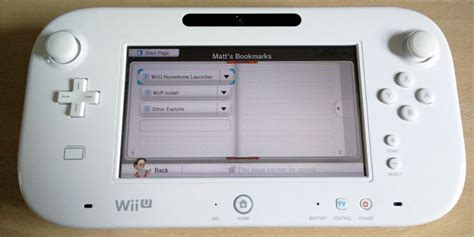 how to hack nintendo wii 43 homebrew channel letterbomb homebrew channel without game wii u gamesworld