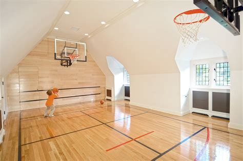 Pretty Indoor Basketball Court vogue Other Metro