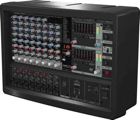 Power Mixer Behringer Pmp behringer europower pmp 580s power mixer mikser zdj苹cie na imged