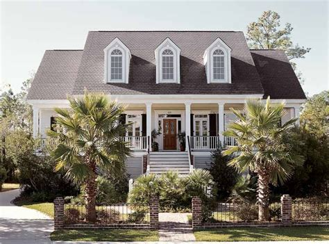 low country house low country home plans at eplans com tidewater house