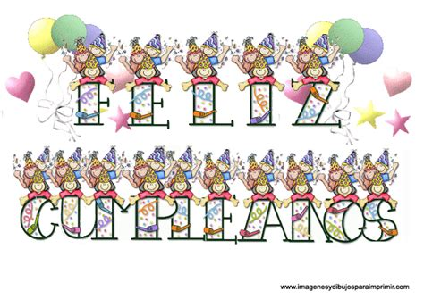 imagenes de cumpleaños para imprimir im 225 genes de cumplea 241 os para imprimir imagenes de cumplea 241 os