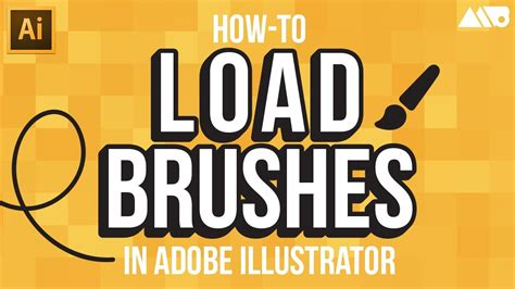 Tutorial How To Load New Brushes In Adobe Photoshop | how to load brushes in adobe illustrator tutorial youtube