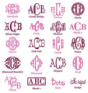 initial fonts for monogram monograms etc this site has a lot of great stuff personalized and monogrammed gifts gifts for