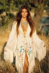 vintage inspiration bohemian raquel welch debutante clothing