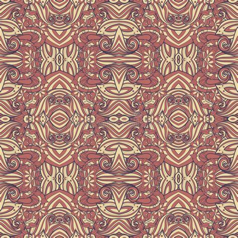 Batik Abstrak 1031 naadloos abstract stammenpatroon vector vector