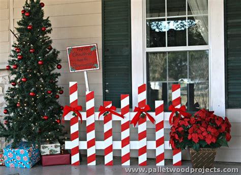 christmas decorations made from wood pallets some superb pallet recycling ideas pallet wood projects
