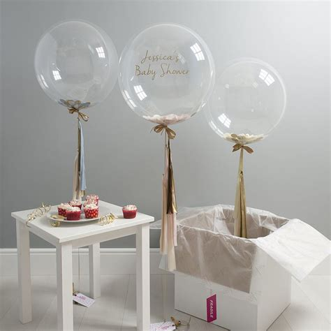Baby Shower Balloon Designs by Top 25 Best Baby Shower Balloons Ideas On
