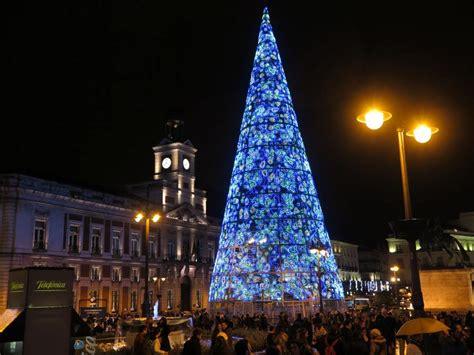 luces de navidad madrid fechas y horarios 2017 2018