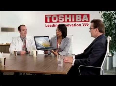 toshiba commercial laptop