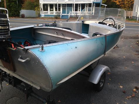 feather craft aluminum boat for sale vintage aluminum boats boats for sale autos post