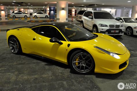 Price Of Ferrari In Dubai by Ferrari 458 Price In Dubai