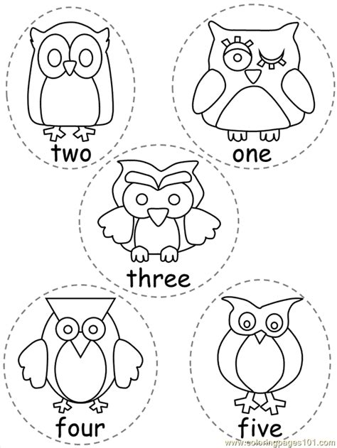 bfeltboard coloring page free owl coloring pages