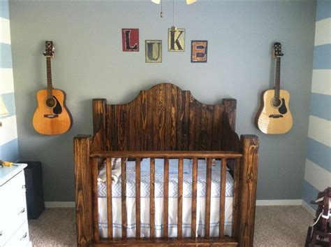 rustic baby bed rustic crib my luke pinterest boys no matter what