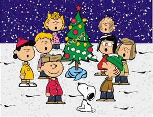 Is everyone so mean in the charlie brown christmas movie kiss 92 5