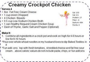 Healthy Crock Pot Chicken » Home Design 2017
