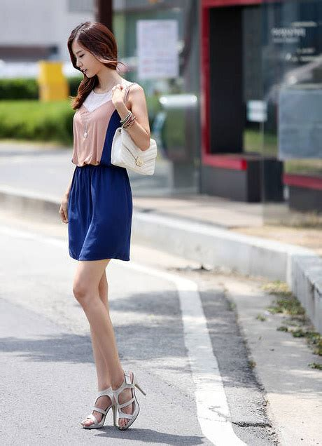 Minidress Jeslyn Ready 4 Warna mini dress korea lengan buntung modis myrosefashion