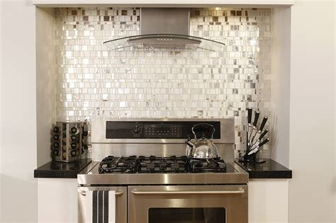 mosaic tiles kitchen backsplash glass white mosaic tile backsplash style home design
