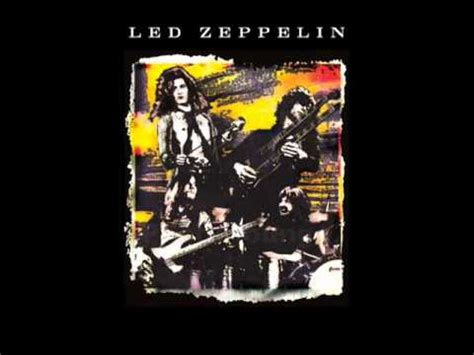 led zeppelin bring it on home bring it on back live