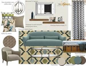 Mid Century Modern Living Room Ideas by Mid Century Modern Living Room Inspiration Board A Space