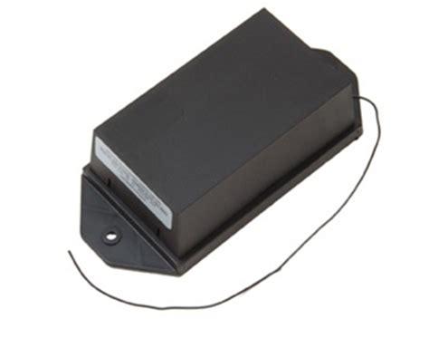 Genie Garage Door Receiver Genie Garage Door Intellicode Single Channel Receiver 390mhz 36163r S