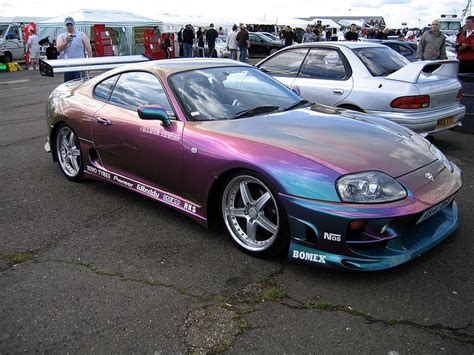 Modified Cars And Trucks Toyota Supra Modified