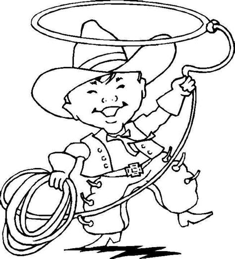 Cowboy 21 Bilder Zum Ausmalen Cowboys Coloring Pages To Print Printable