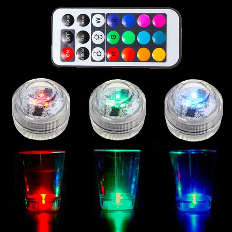 Mini 1w 1 5v Rgb Led Light Bulb Colorful Round Candle Bulb Remote Rgb Led Light Bulb