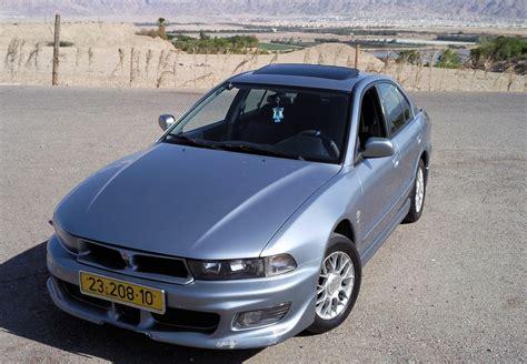 2001 mitsubishi galant information and photos momentcar
