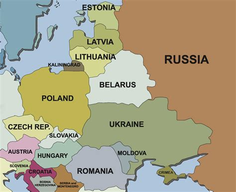 russia neighbours map maps pragmora institute