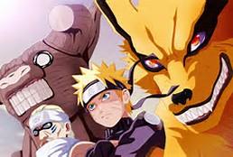 Naruto Shippuden Killer Bee