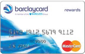 barclaycard business credit card barclaycard rewards mastercard review