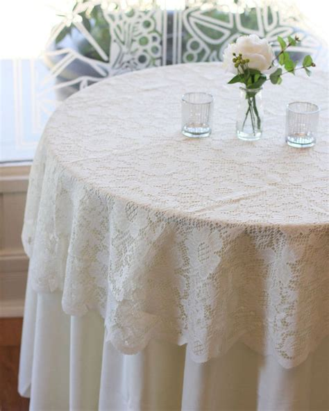 Best 25  Lace tablecloth wedding ideas on Pinterest
