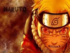 Naruto Uzumaki Nine-Tailed Fox
