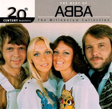 best of abba album 20th century masters the millennium collection the best