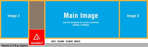 twitter layout 2014 psd download twitter 2014 psd new re designed large header