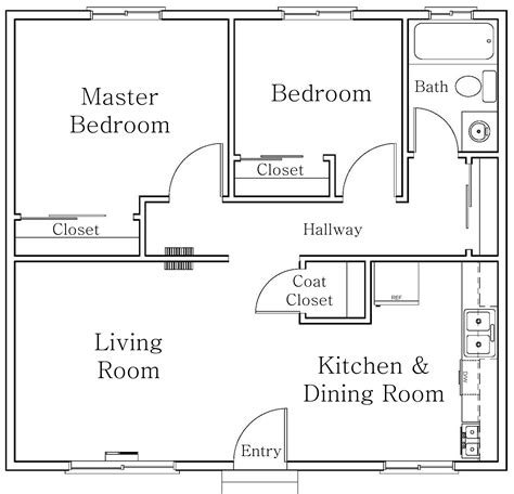 home design for beginners how to draw a floor plan in autocad 2016 house modeling tutorial home design simple and