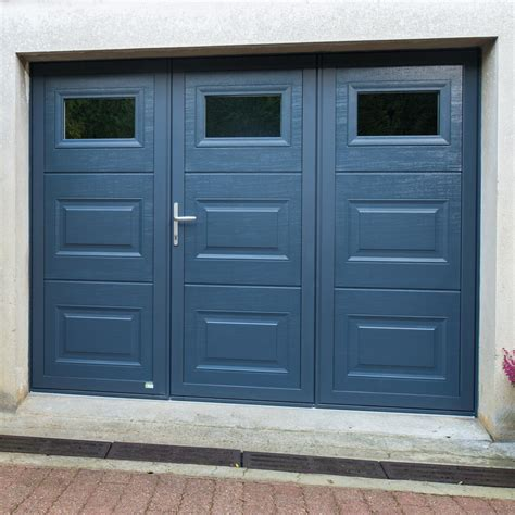 porte de garage 3 vantaux porte de garage 224 battant 2 3 ou 4 vantaux tradition
