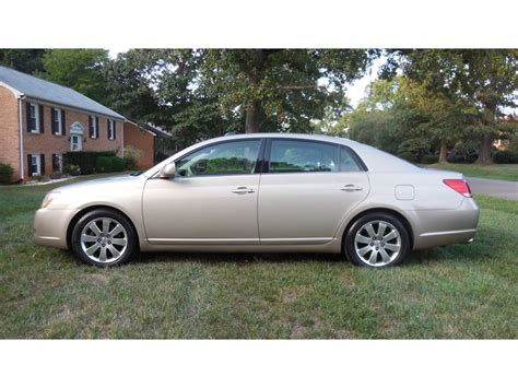 Toyotas For Sale By Owner 2006 Toyota Avalon For Sale By Owner In Lynchburg Va 24515