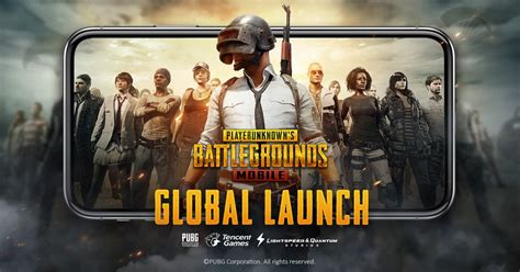 pubg mobile pubg mobile for iphone android released