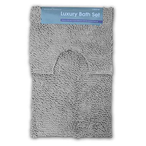 large size bathroom rugs 2 pcs xtra large size bath set non slip loop bath mat rug