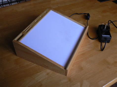 Wooden And Craft Tracing Light Box For Sale In Birr