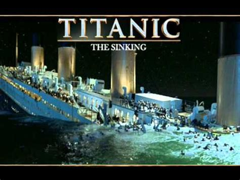Horner The Sinking by Titanic Soundtrack The Sinking