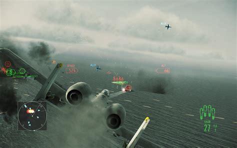 pc ace combat assault horizon ace combat assault horizon enhanced edition juegos pc