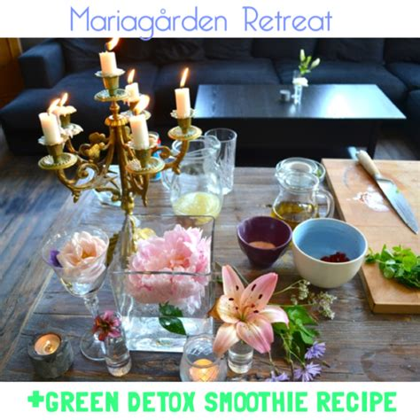 Detox Retreat Recipes by Detox Retreat With Mariag 229 Rden A Review Photos