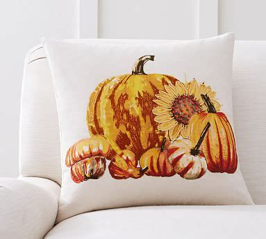 Sunflower Rug Pottery Barn by Pumpkin Sunflower Pillow Cover Pottery Barn