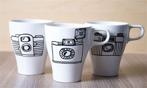 diy mug design kit gorgeous diy painted teacup and mug designs