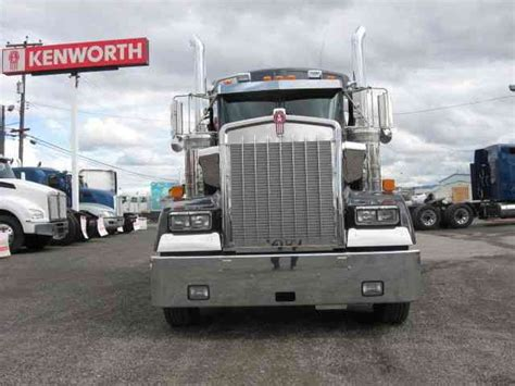 Kenworth W900l 86 Studio Sleeper For Sale by Kenworth W900l 2015 Sleeper Semi Trucks